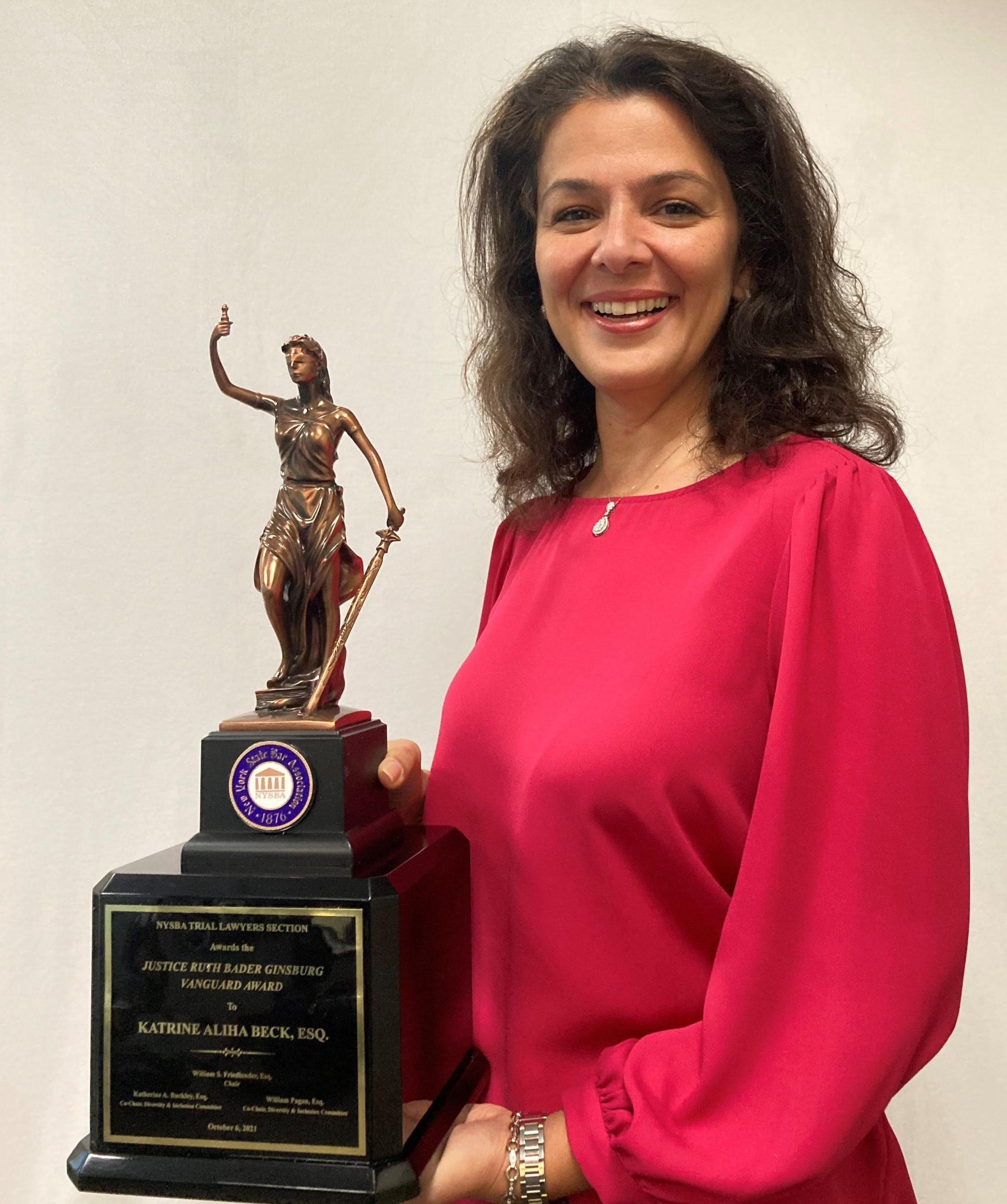 Ruth Bader Ginsberg Award